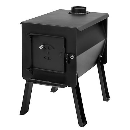 Survivor Grizzly Camp Stove, 12-CSL