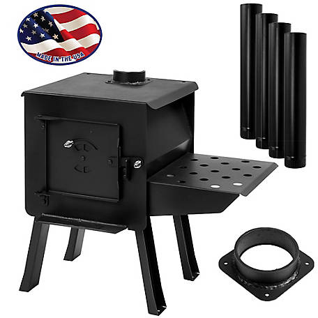 Survivor Blackbear Camp Stove Kit, 12-CSMKIT
