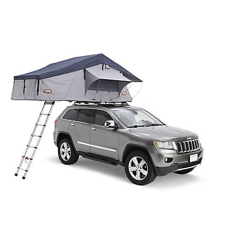 Tepui Rooftop Tent Ruggedized Series Autana 3 Haze Gray with Annex