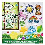 Creative Roots 2-in-1 Window & Chalk Art, 90178-TSC