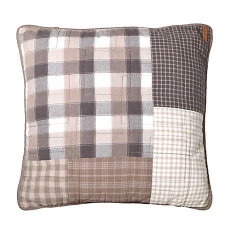 Donna Sharp Smoky Square Decorative Pillow