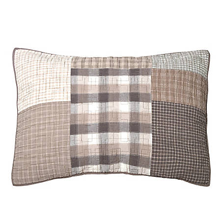 Donna Sharp Smoky Square Sham