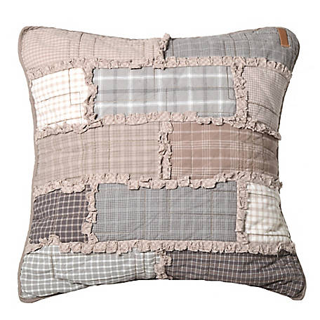 Donna Sharp Smoky Cobblestone Decorative Pillow