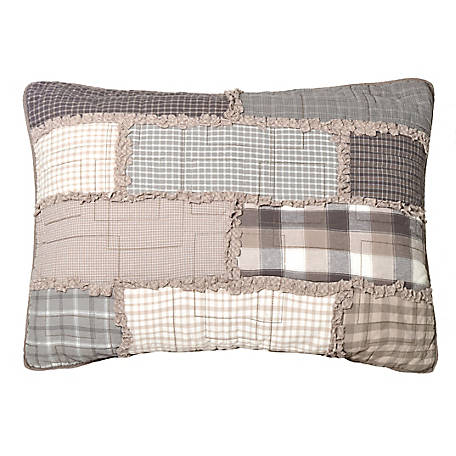 Donna Sharp Smoky Cobblestone Sham