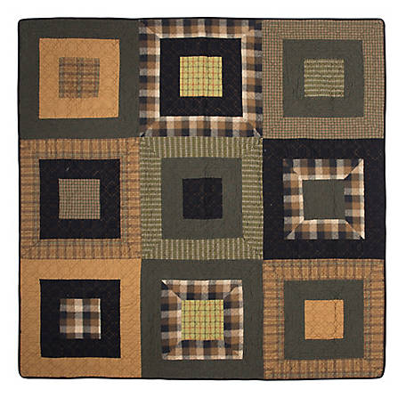 Donna Sharp Forest Square Throw
