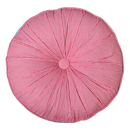 Enjoyable Donna Sharp Sunny Patch Round Decorative Pillow At Tractor Gamerscity Chair Design For Home Gamerscityorg