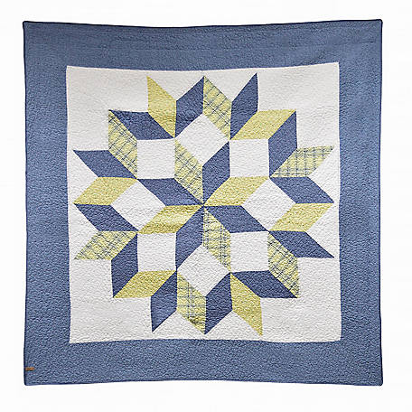 Donna Sharp Sunny Star Throw