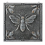 Red Shed Metal Bee Ceiling Tile
