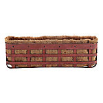 Red Shed Hanging Coco Basket Planter