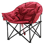 Red Shed Camping Barrel Chair, Red, BC082L