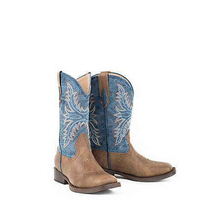 6246147a345 Roper Boy's Billy Western Cowboy Boot at Tractor Supply Co.