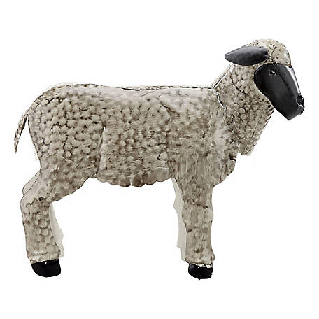 Red Shed Decorative Metal Lamb