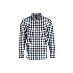 C.E. Schmidt Men's Long Sleeve Poplin Plaid Shirt SMW19-1143