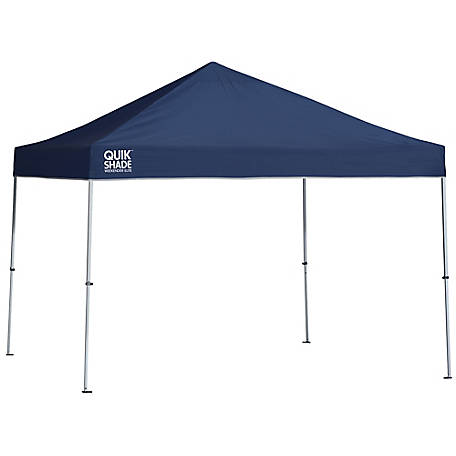 Weekender Elite WE100 10 x 10 Straight Leg Pop-Up Canopy