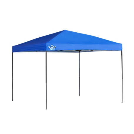 Shade Tech ST100 10 x 10ft. Straight Leg Pop-Up Canopy