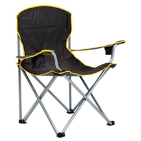 Astonishing Quik Chair Heavy Duty Folding Chair Black At Tractor Supply Co Machost Co Dining Chair Design Ideas Machostcouk