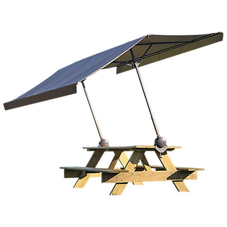Solo Steel SOLO90 11 x 11 ft. Slant Leg Pop-Up Canopy