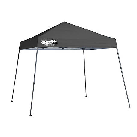 Expedition One Push EX64 10 x 10 ft. Slant Leg Pop-Up Canopy
