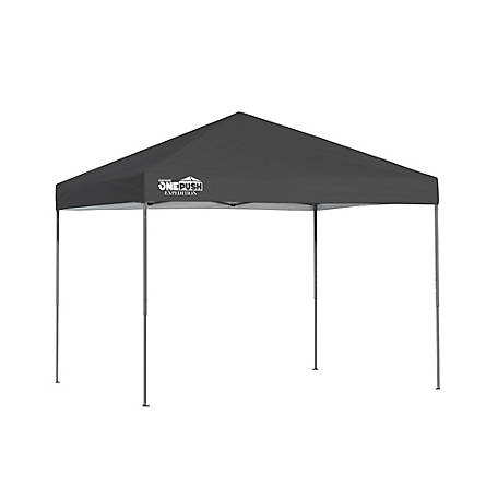 Expedition One Push EX80 8 x 10 ft. Straight Leg Pop-Up Canopy