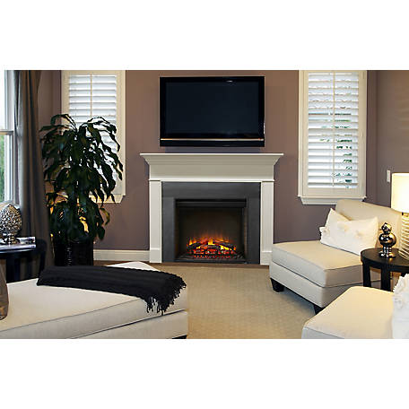 Simplifire 30 Built In Electric Fireplace At Tractor Supply Co