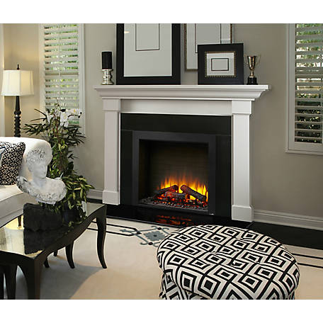 Simplifire 36 Built In Electric Fireplace At Tractor Supply Co
