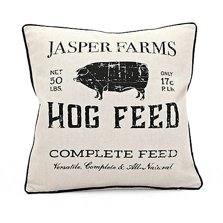 Trisha Yearwood Home Collection Jasper Farms Pillow