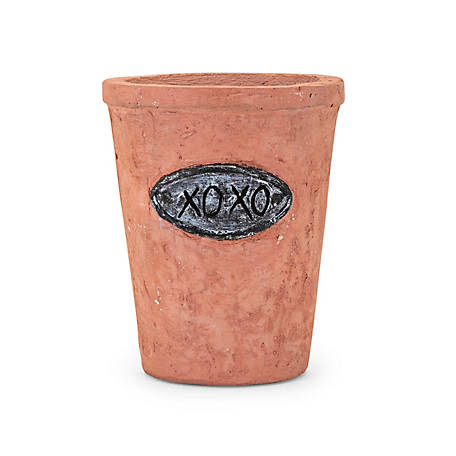 Trisha Yearwood Home Collection Xoxo Planter