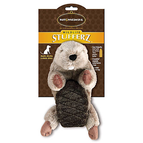 Ruff & Whiskerz Stufferz - Beaver