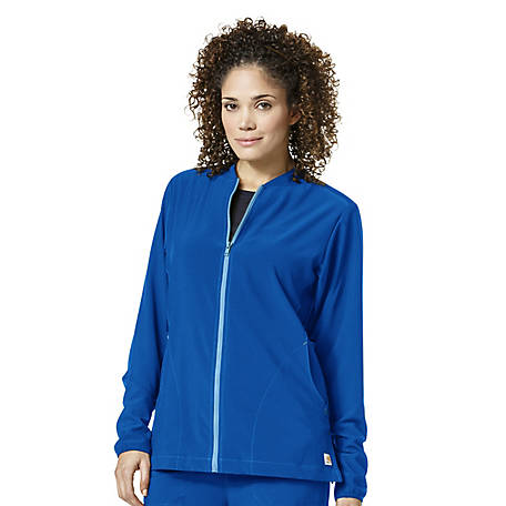Carhartt Women's Knit Mix Zip Front Jacket