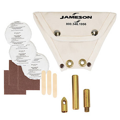 Jameson Easy Buddy Accessory Kit for 1/4-inch Rod