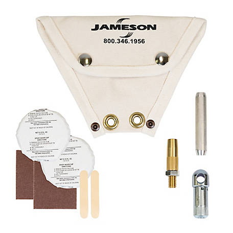 Jameson Good Buddy Accessory Kit for 3/8-inch Rod