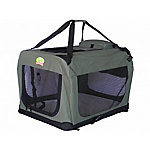 Go Pet Club 48' Dog Pet Soft Crate Sage