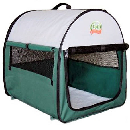Go Pet Club 24' Green Soft Portable Pet Home