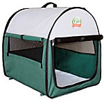 Go Pet Club 32' Green Soft Portable Pet Home