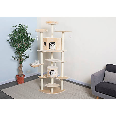 Go Pet Club 80 in. Cat Tree, F2030