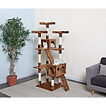Go Pet Club 72' Brown Cat Tree Condo Furniture