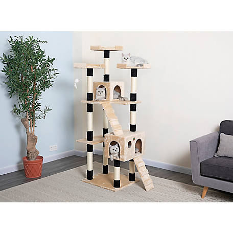 Go Pet Club 72 in. And Cat Tree, F2084