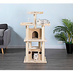 Go Pet Club 51' Beige Cat Tree