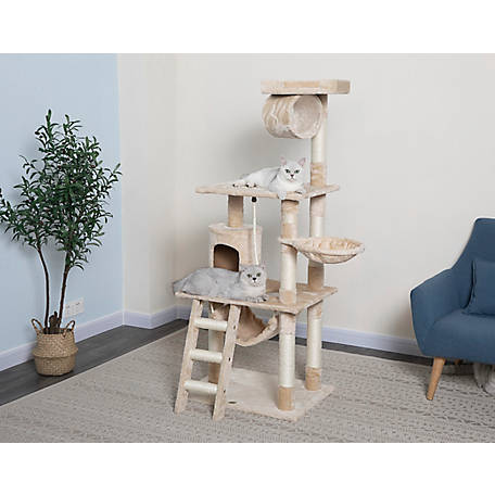 Go Pet Club 62 in. Cat Tree, F67
