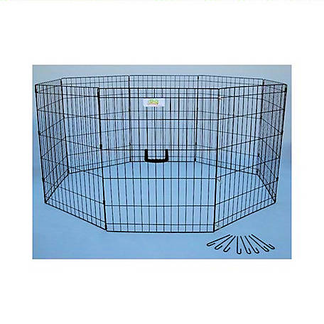 Go Pet Club 36' Pet Exercise Play Pen
