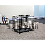 Go Pet Club 24' Metal Dog Crate with Divider