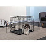 Go Pet Club 30' Metal Dog Crate with Divider