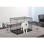 Go Pet Club 36' Metal Dog Crate with Divider