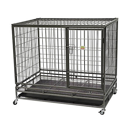Go Pet Club 38' Heavy Duty Steel Crate