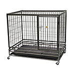 Go Pet Club 44' Heavy Duty Steel Crate