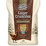 Flock Party Non-GMO Crumbles, 25 lb., 1030288