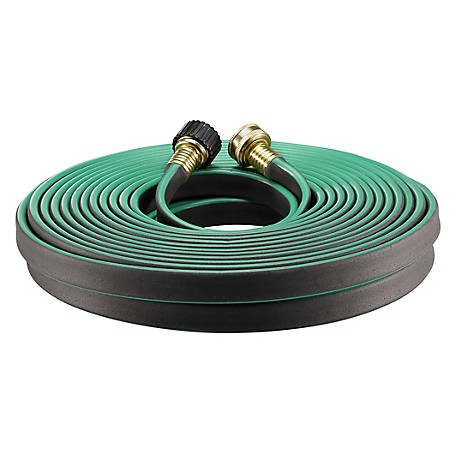 GroundWork 50 ft. Flat Soaker Hose, XHJ-1250SH