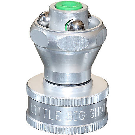 Little Big Shot Aluminum Hose Nozzle, LBSR-243