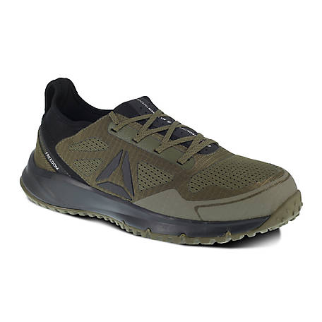 Reebok Work RB4092 All Terrain Work EH SR Steel Toe Trail Running Oxford