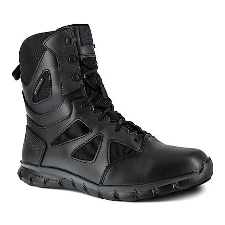 Reebok Duty RB8806 Sublite Cushion Tactical Waterproof 8 in. Tactical Boot